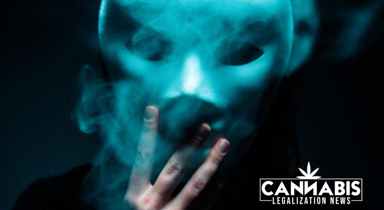 Cannabis Activist: A Ghost In The Machine; Page 2