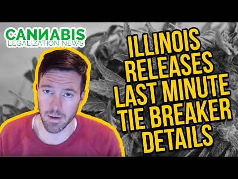 Illinois Releases Last Minute Tie Breaker Details