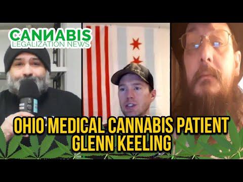 Marijuana Raid Interview with Victims - Ohio Medical Cannabis Patient Glenn Keeling