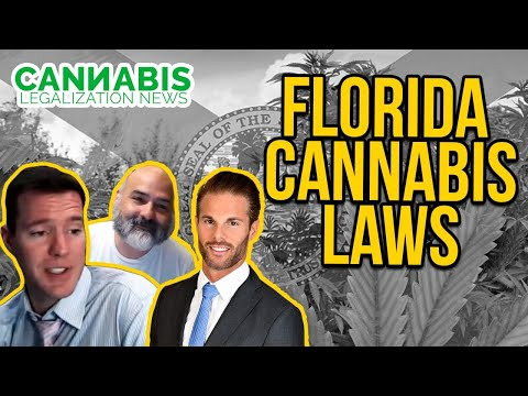 Florida Cannabis Laws - Dustin Robinson - Mr. Cannabis Law