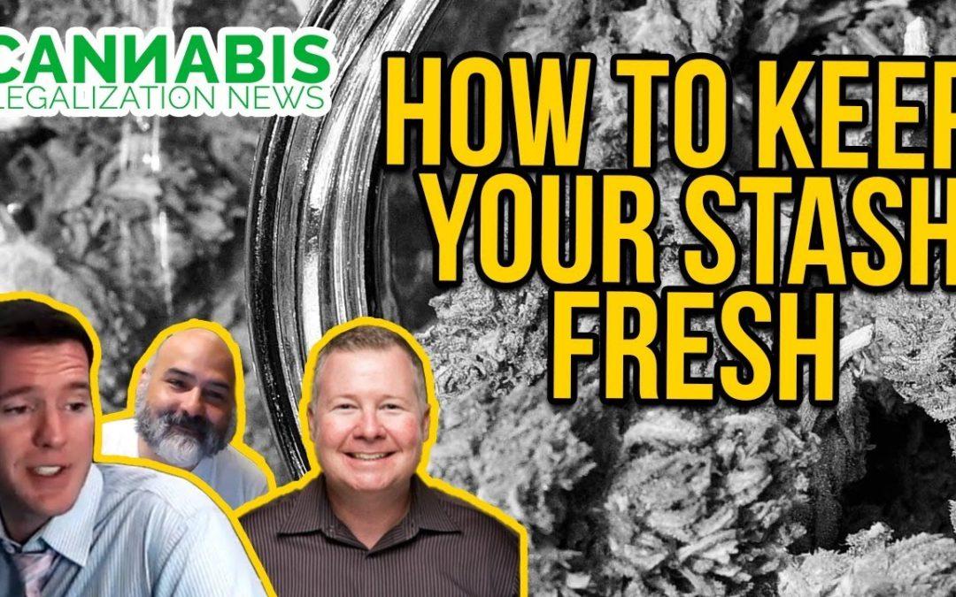 How to Keep Your Stash Fresh – Boveda's Lance Lambert