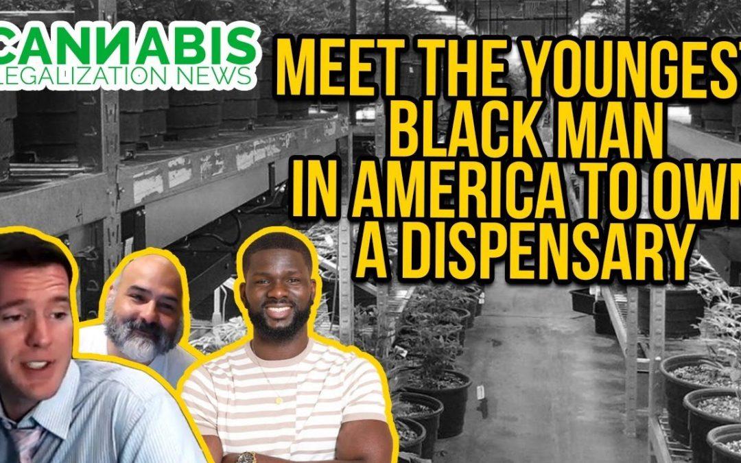 Black Owned Cannabis Businesses – Elev8 Founder Seun Adedeji