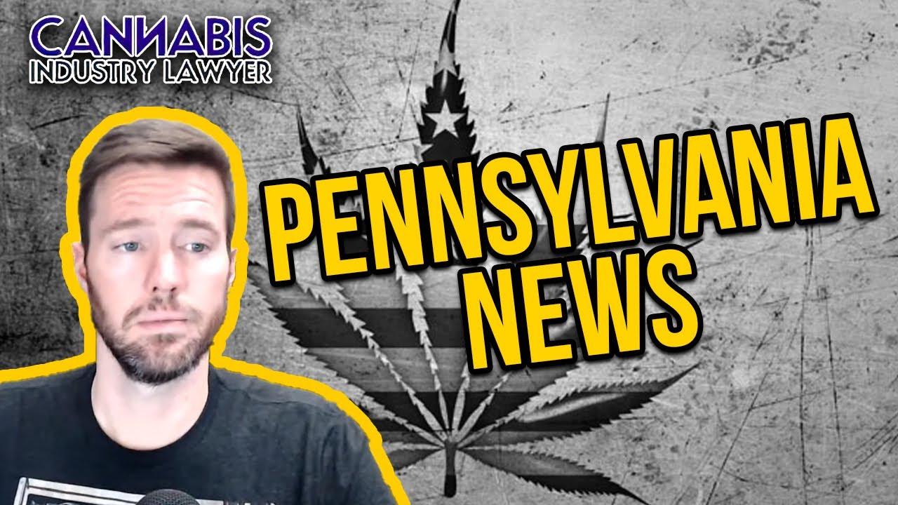 Pennsylvania Adult Use Cannabis Laws - SB 350