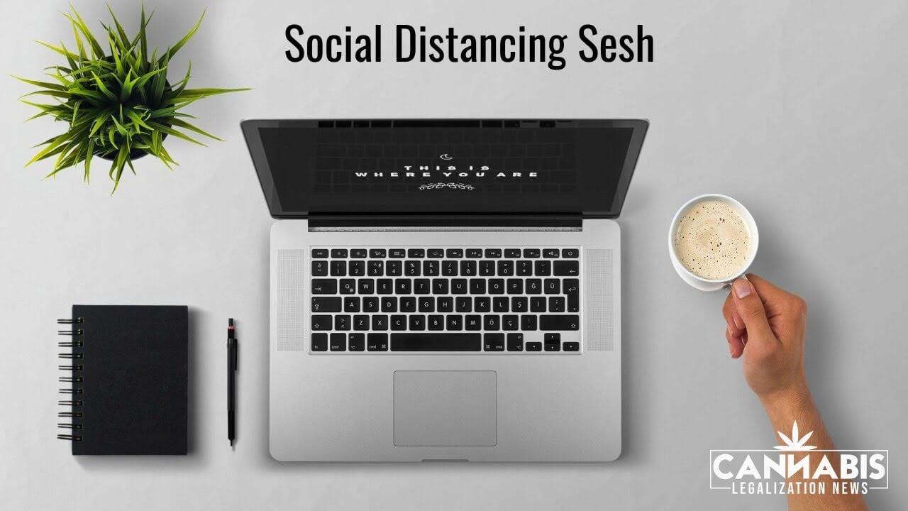Social Distancing Sesh