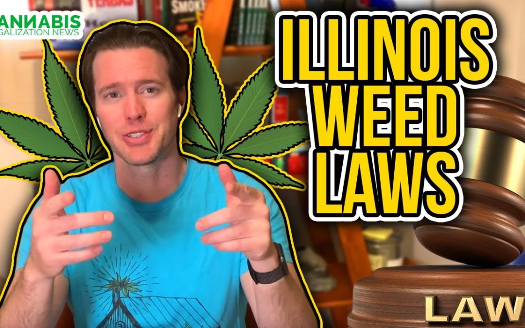 Illinois Weed Laws – Review of Cannabis Regulation & Tax Act