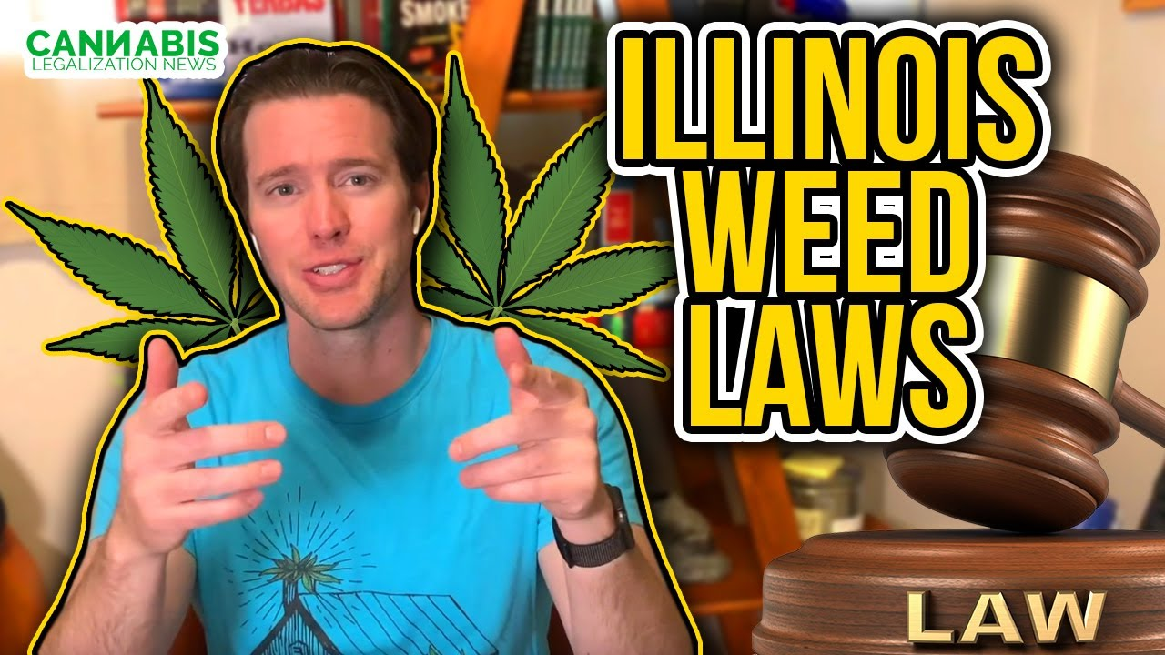 Illinois Weed Laws - Review of Cannabis Regulation & Tax Act