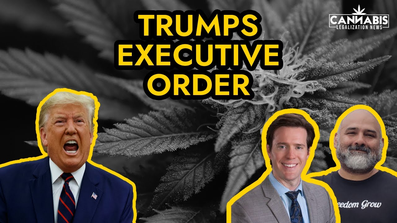 Will Trump's Executive Order Hurt the Cannabis Industry?