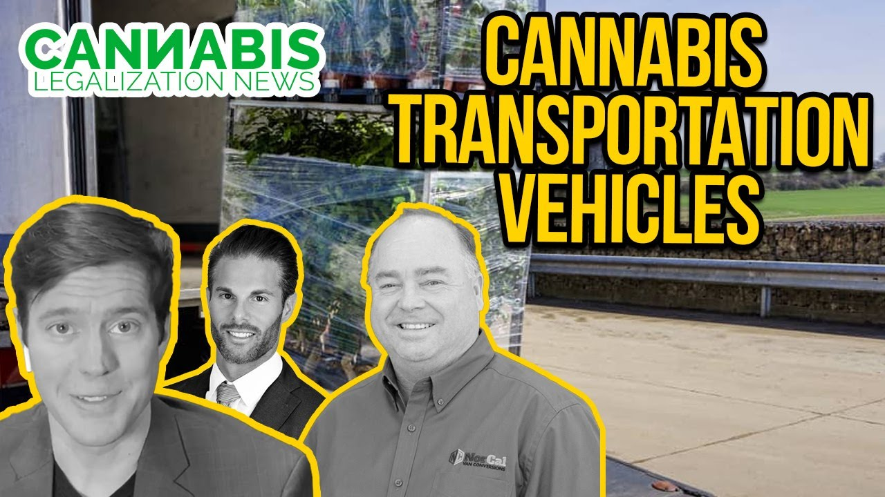 Cannabis Transport Vehicles   NorCal Vans