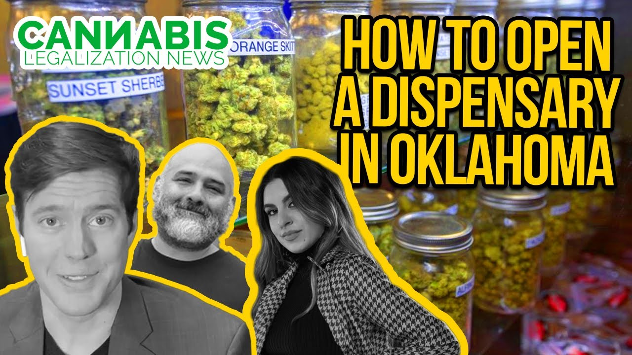 How to Open a Dispensary in Oklahoma
