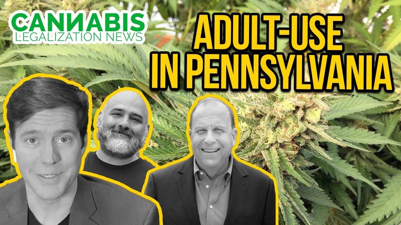 Pennsylvania Cannabis Legalization News