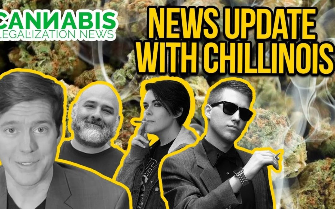 Talking Cannabis with Chillinois