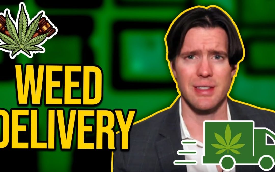 Weed Delivery – Cannabis Delivery License Types | Uber of Marijuana