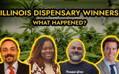 """Illinois Dispensary Winners – What Happened to """"Social Equity""""?"""
