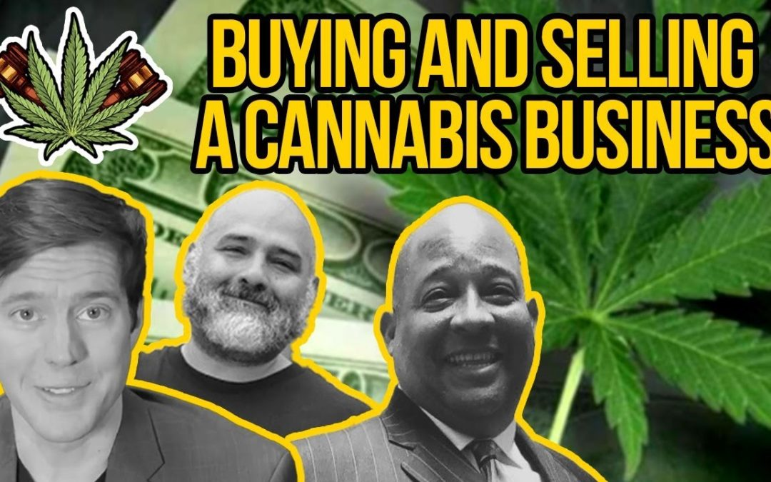 Buying and Selling a Cannabis Business – Licenses, Mergers, and Acquisitions