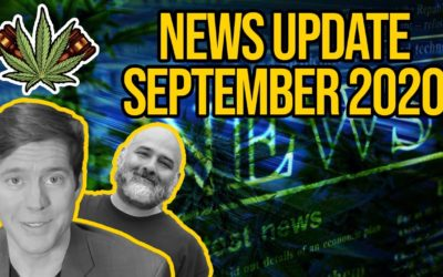 Federal Cannabis Legalization News – September 2020 – Cannabis News Roundup
