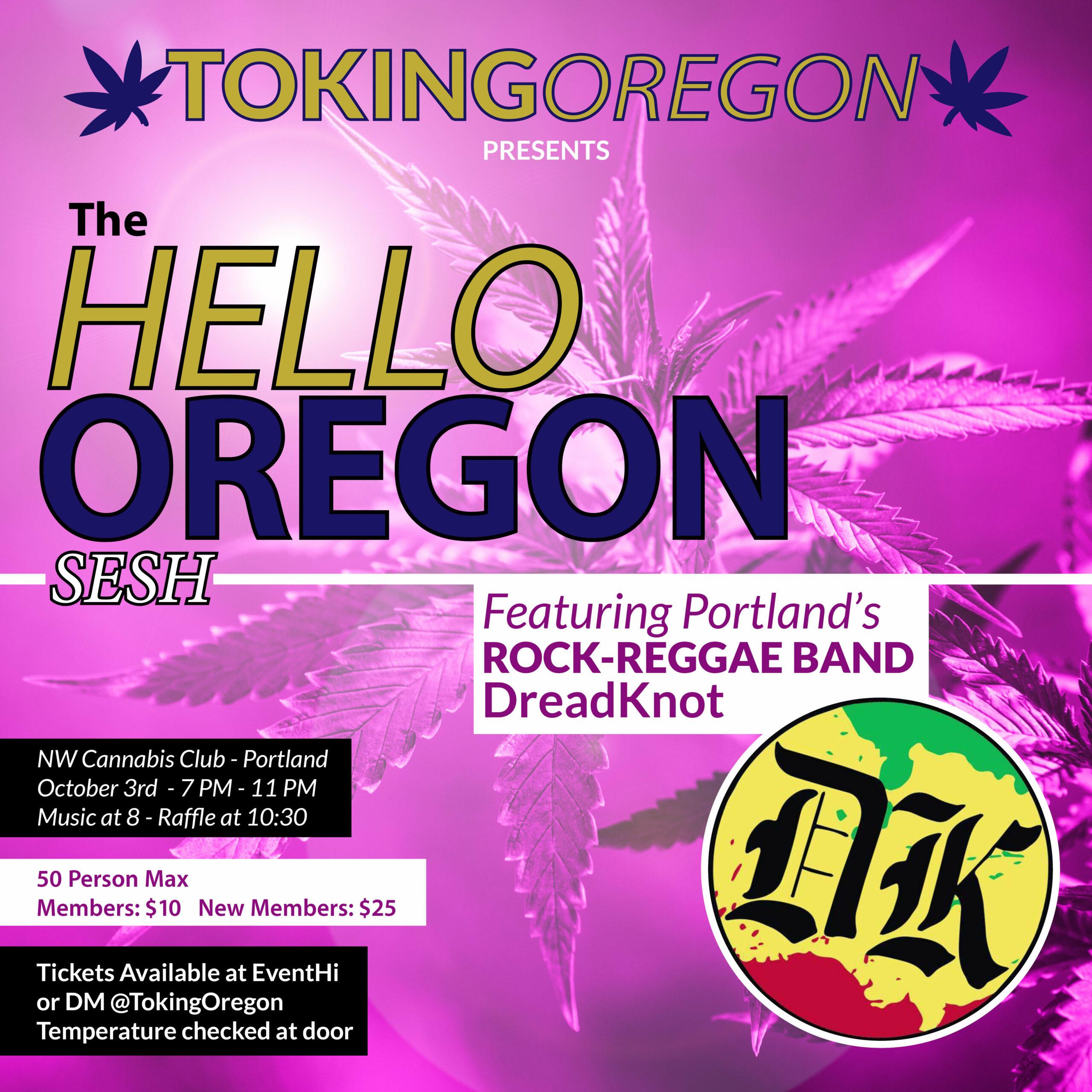 Toking Oregon