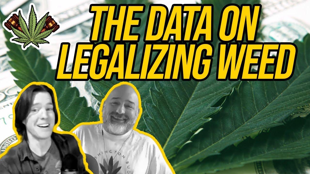 Data On Legalizing Weed