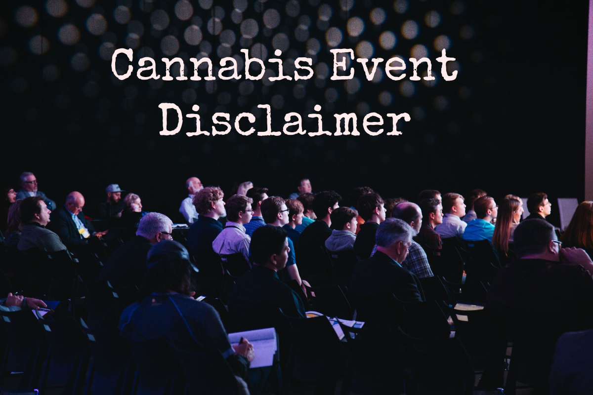 """Featured image for """"Cannabis Event Disclaimer"""""""